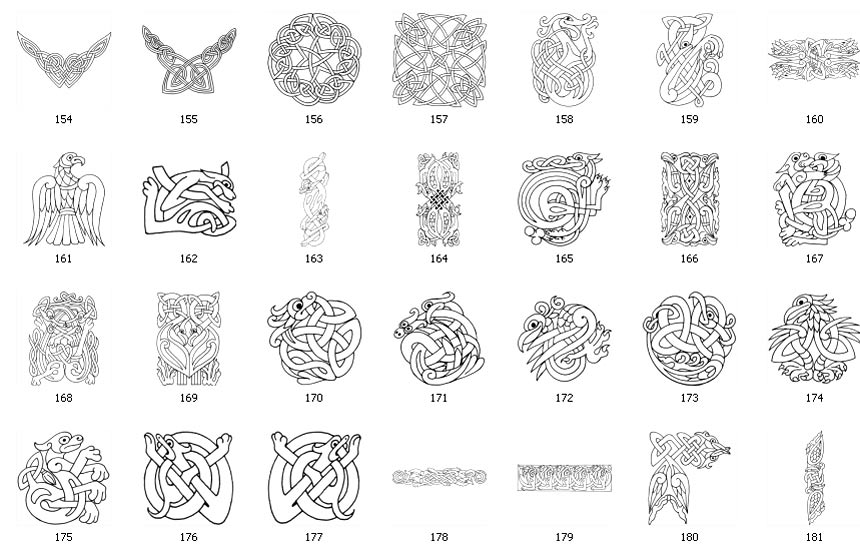 Celtic Images And Designs For Signs The Sign Maker