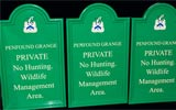 Fibreglass Sign Boards