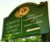 Fibreglass Entrance Signs