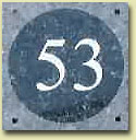 Granite Number Sign