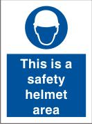 Safety Helmet Area