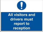 Drivers Report To Reception