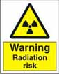 Warning Radiation Risk