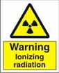 Warning Ionizing Radiation