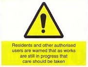 Residents Warning