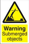 Warning Submerged Objects