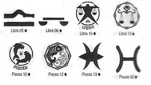 What is the chinese sign for libra