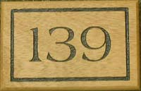 Iroko House Number