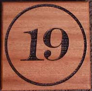 Sapele House Number