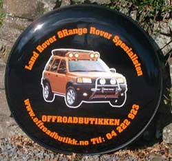 Offroad Wheel Cover