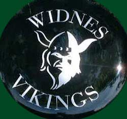 Widnes Vikings Wheel Cover