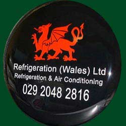 Refrigeration Wheel Cover