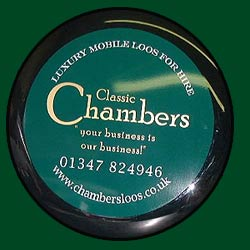 Classic Chambers Wheel Cover
