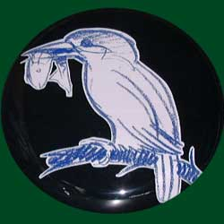Kingfisher Wheel Cover