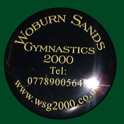Woburn Sands Wheel Cover