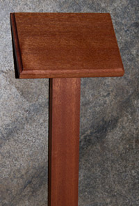 Back Fixed Tree Stake