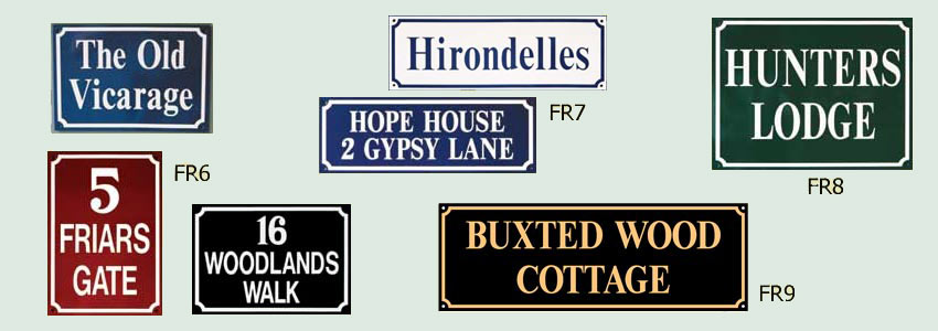 Terrific French Style Metal House Name Plates Gate Signs The Sign Download Free Architecture Designs Intelgarnamadebymaigaardcom
