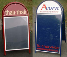 A-Boards and Pavement Signs