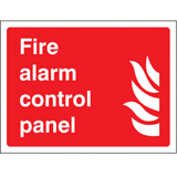 Fire alarm control point