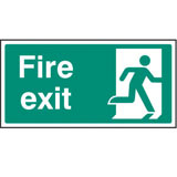 Fire exit safety