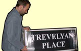 Large Slate Signs