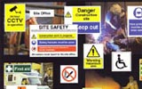 Index of Health and Safety Signs