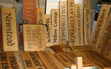 Wooden Signage