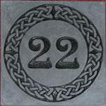 Celtic Number Sign