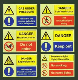 Multi-Purpose Signs