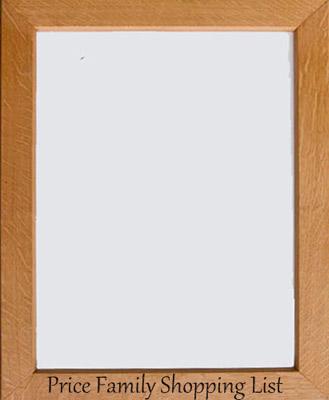 Oak Framed Blackboards, Whiteboards, Chalk Boards | The Sign Maker