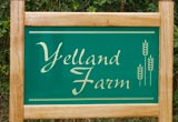 Oak Entrance Sign
